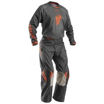 Completo Thor Phase Off Road Grey Out Orange