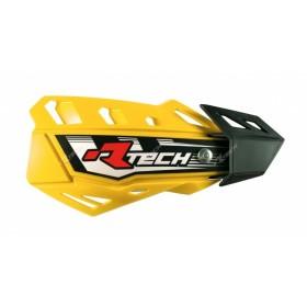 Coppia Paramani Rtech FLX Giallo Suzuki Handguards